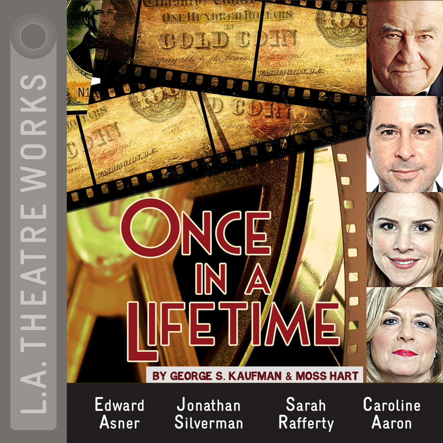 Once in a Lifetime Audiobook, by George S. Kaufman