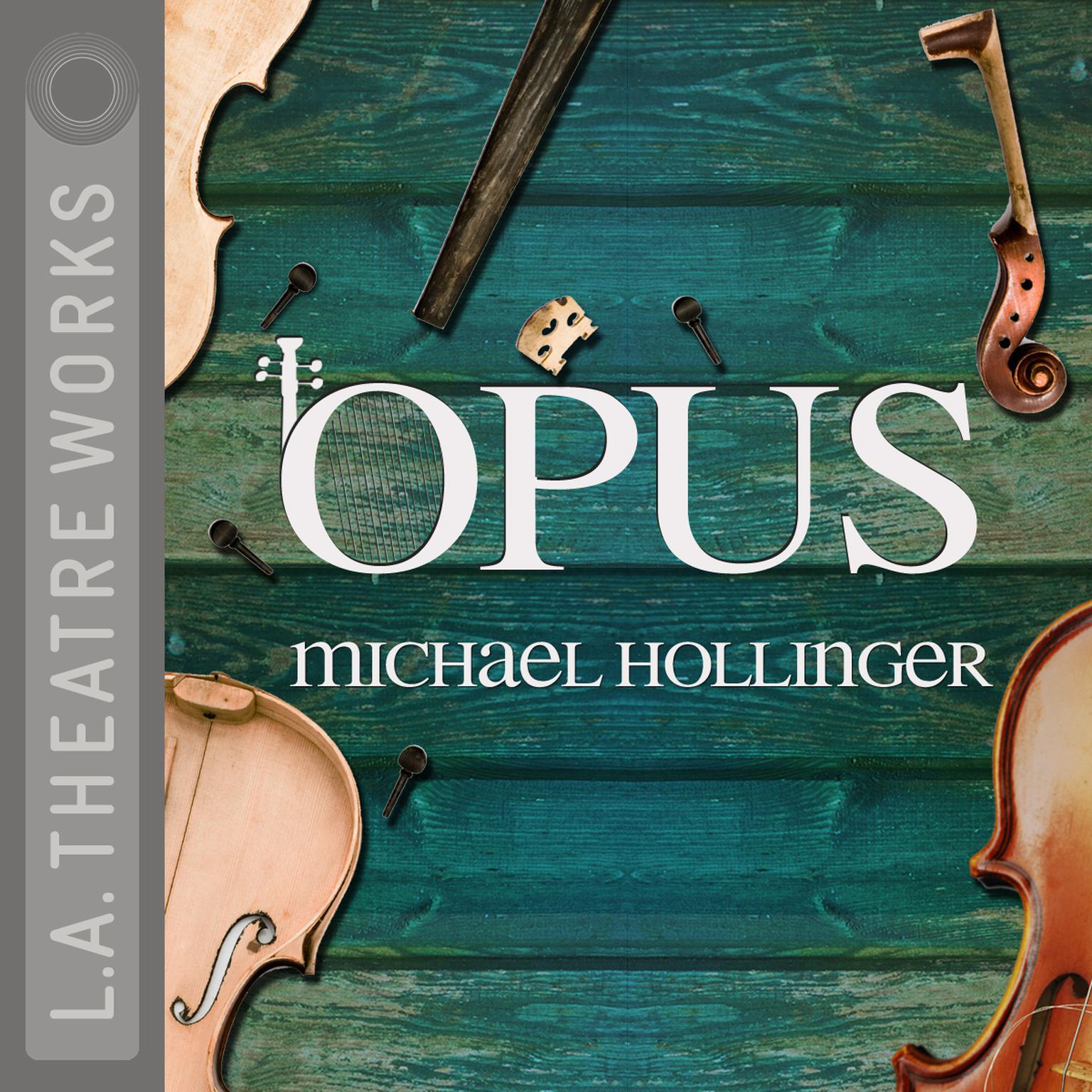 Printable Opus Audiobook Cover Art