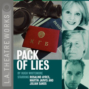 Pack of Lies Audiobook, by Hugh Whitemore