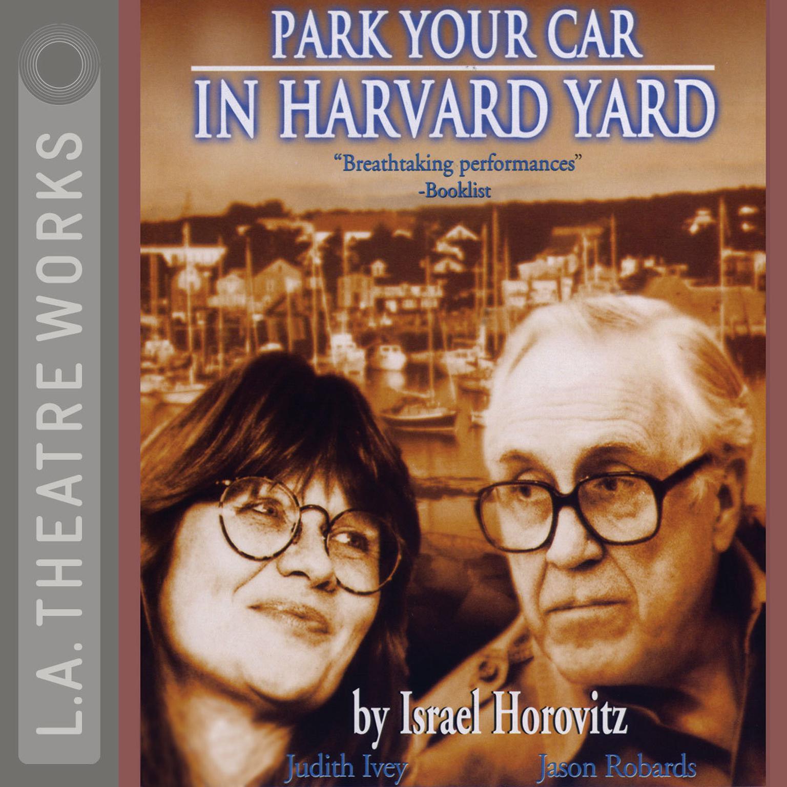 Printable Park Your Car in Harvard Yard Audiobook Cover Art