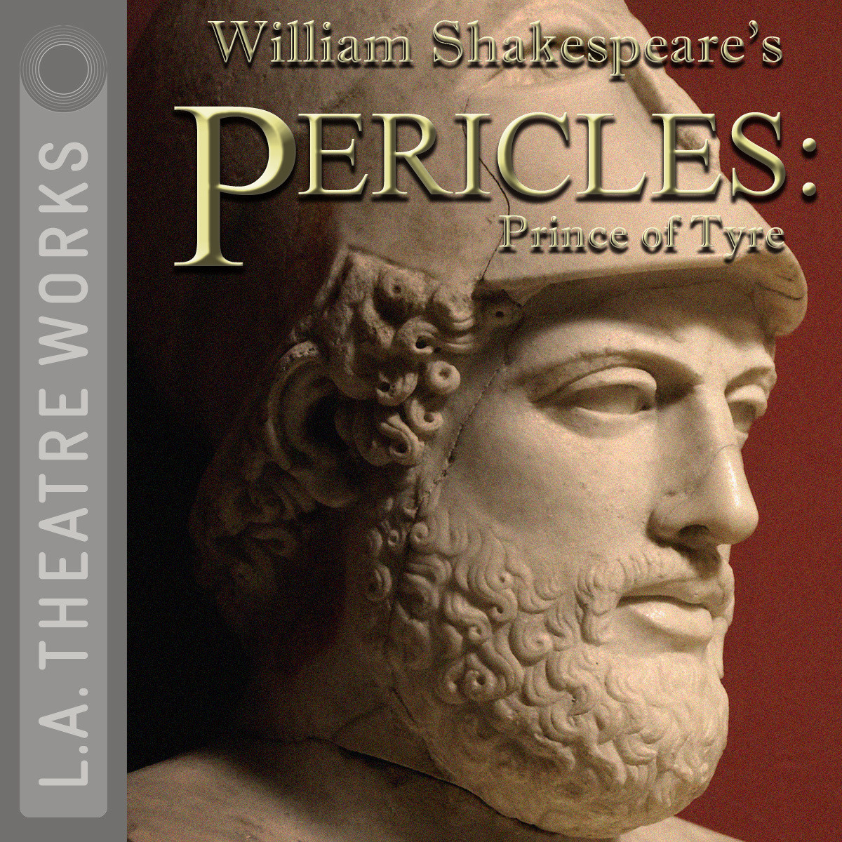 Printable Pericles: Prince of Tyre Audiobook Cover Art