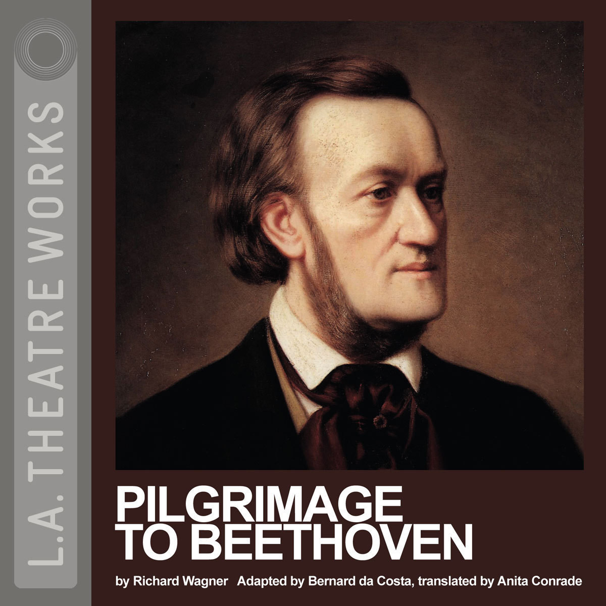 Printable A Pilgrimage to Beethoven Audiobook Cover Art