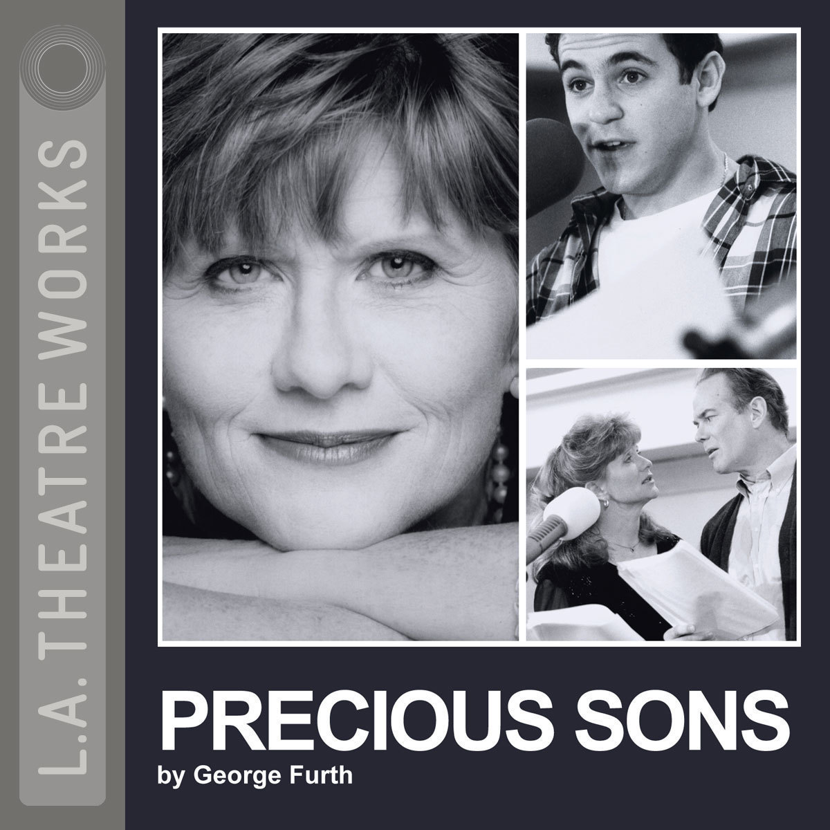 Printable Precious Sons Audiobook Cover Art