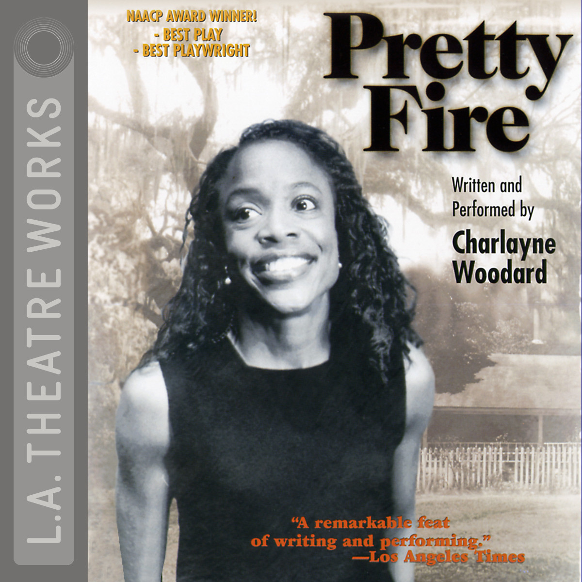 Printable Pretty Fire Audiobook Cover Art