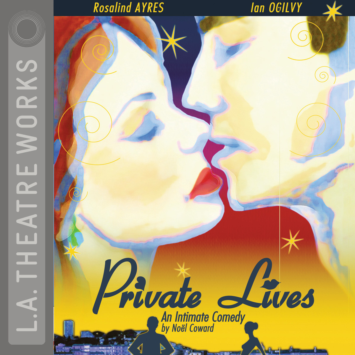 Printable Private Lives: An Intimate Comedy Audiobook Cover Art