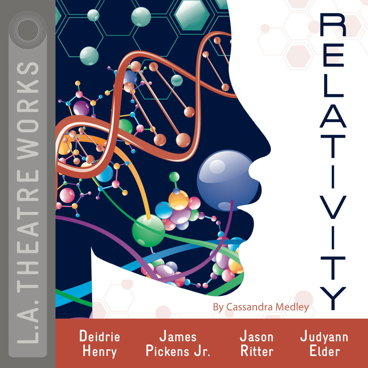 Printable Relativity Audiobook Cover Art