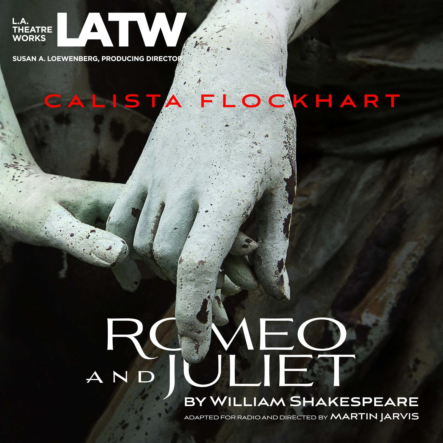 Printable Romeo and Juliet Audiobook Cover Art