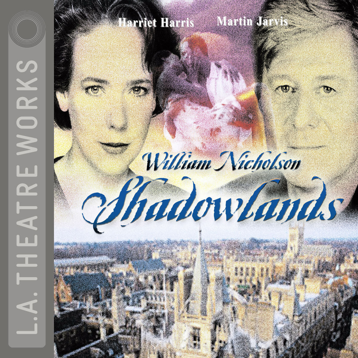 Printable Shadowlands Audiobook Cover Art