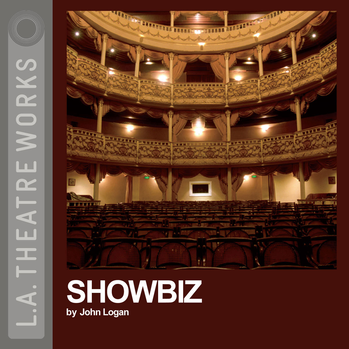 Printable Showbiz Audiobook Cover Art