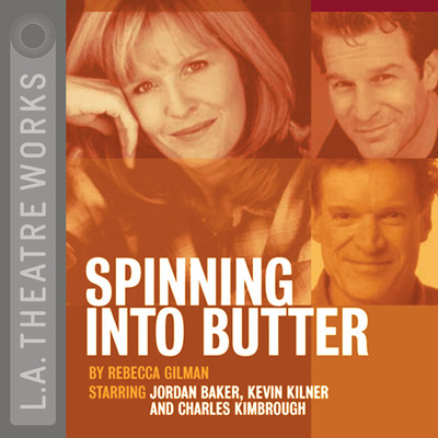 Spinning into Butter Audiobook, by Rebecca Gilman