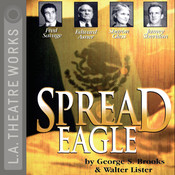 Spread Eagle Audiobook, by George S. Brooks, Walter Lister