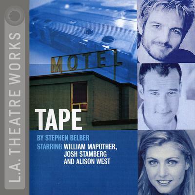 Tape Audiobook, by Stephen Belber