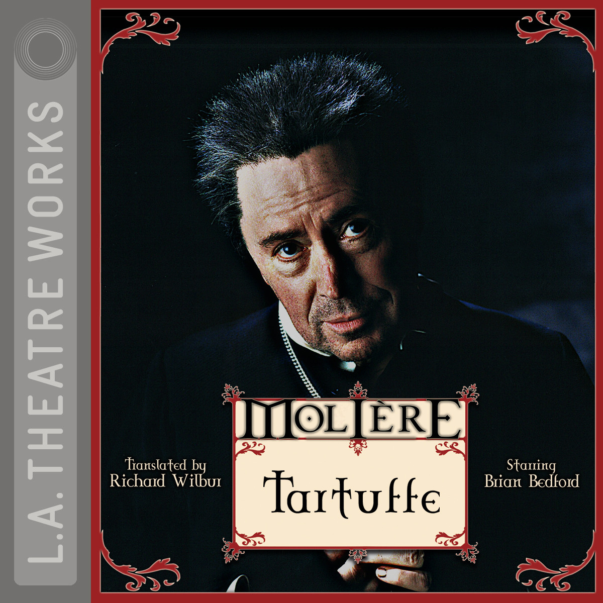 Printable Tartuffe: Or, the Imposter Audiobook Cover Art