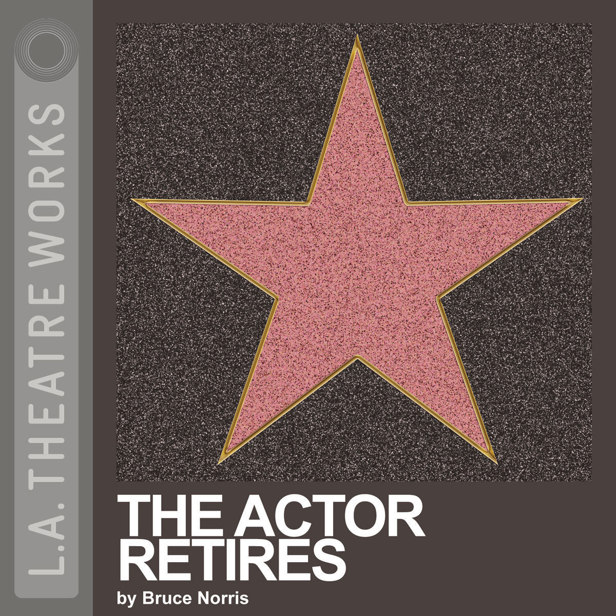 Printable The Actor Retires Audiobook Cover Art
