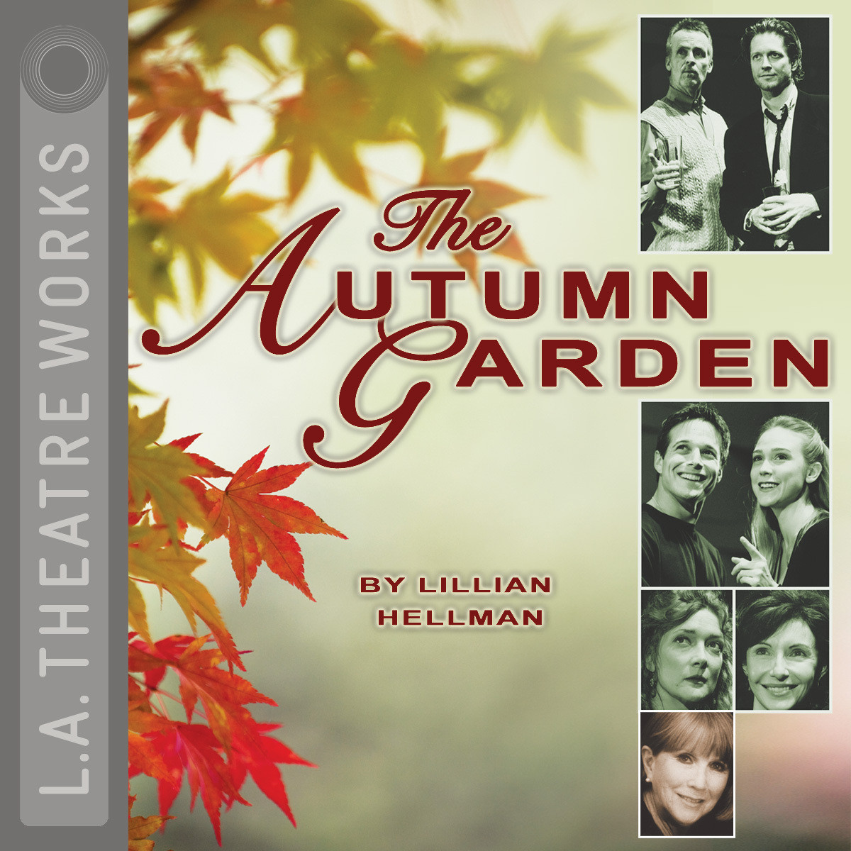 Printable The Autumn Garden Audiobook Cover Art