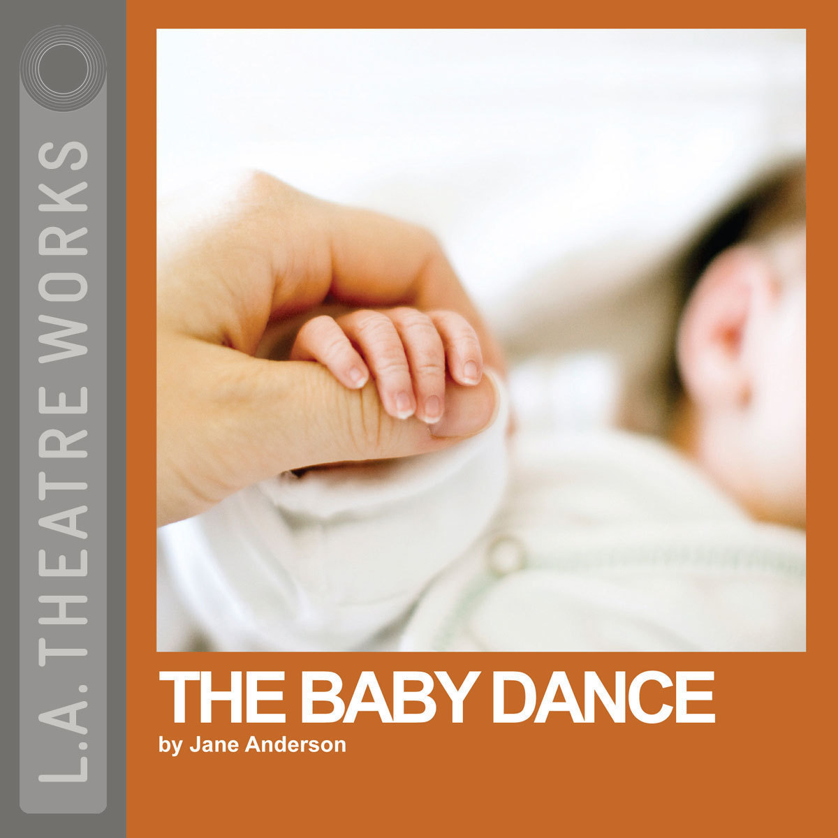 Printable The Baby Dance Audiobook Cover Art