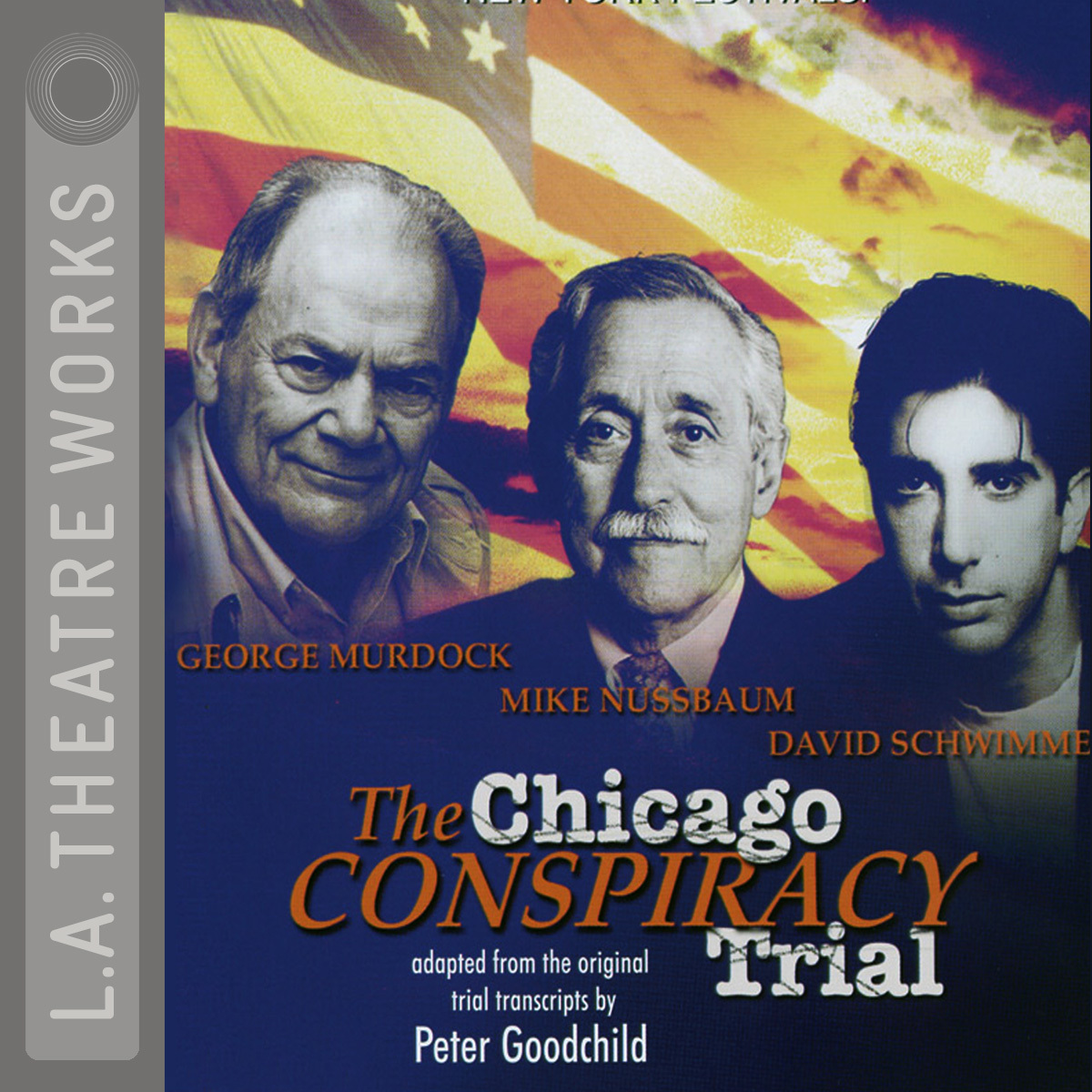 Printable The Chicago Conspiracy Trial Audiobook Cover Art