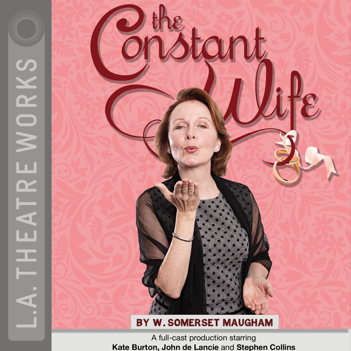 Printable The Constant Wife Audiobook Cover Art
