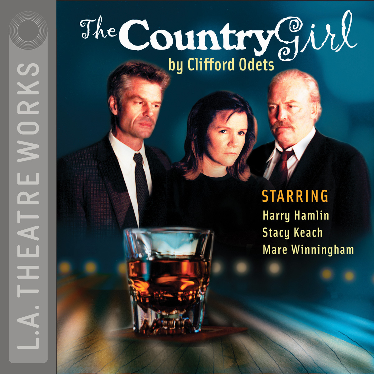 Printable The Country Girl Audiobook Cover Art