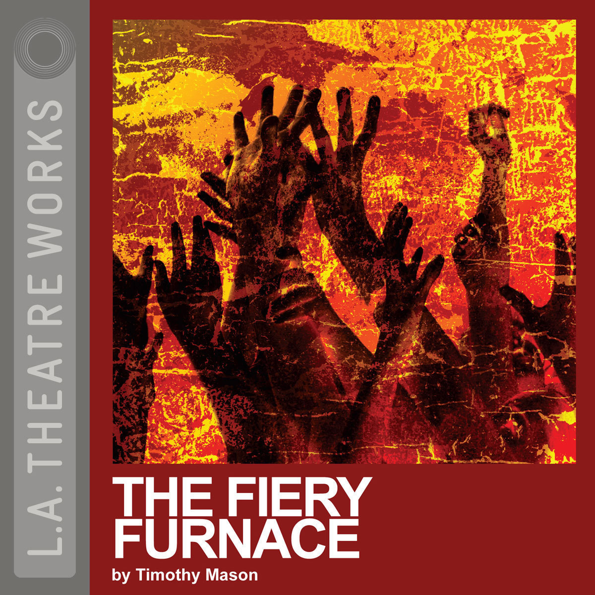 Printable The Fiery Furnace Audiobook Cover Art