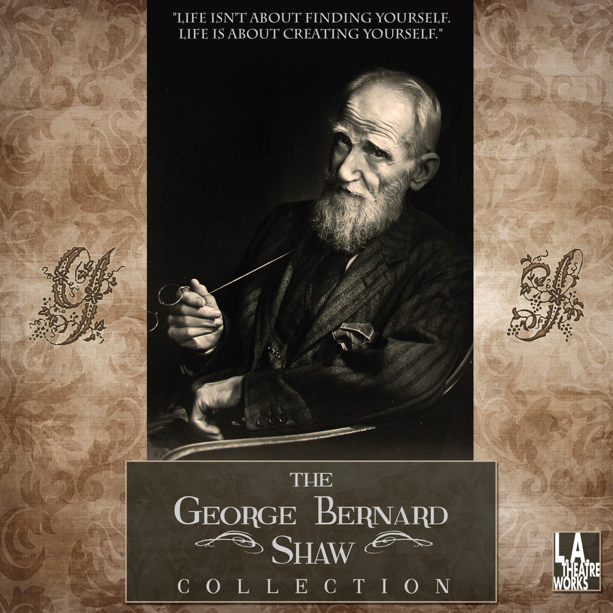 Printable The George Bernard Shaw Collection Audiobook Cover Art