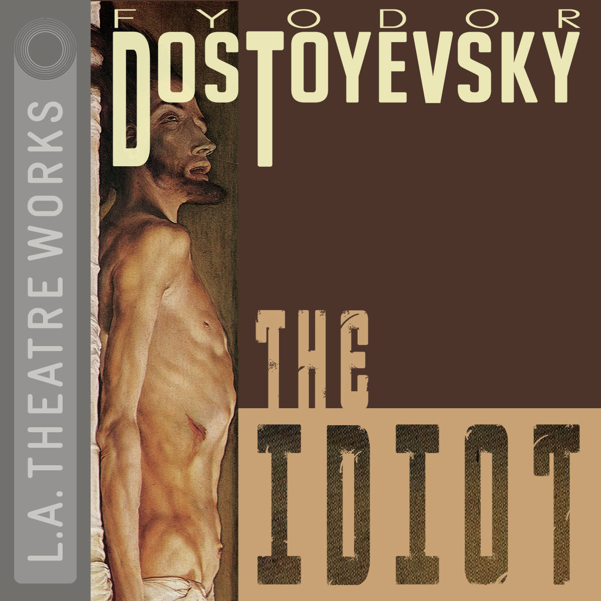 Printable The Idiot Audiobook Cover Art