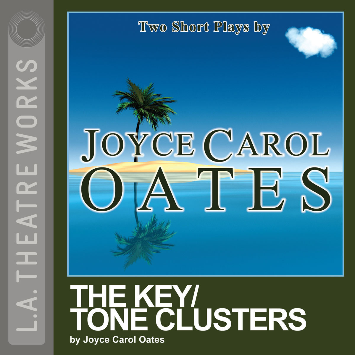 Printable The Key / Tone Clusters Audiobook Cover Art