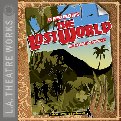 The Lost World Audiobook, by Arthur Conan Doyle