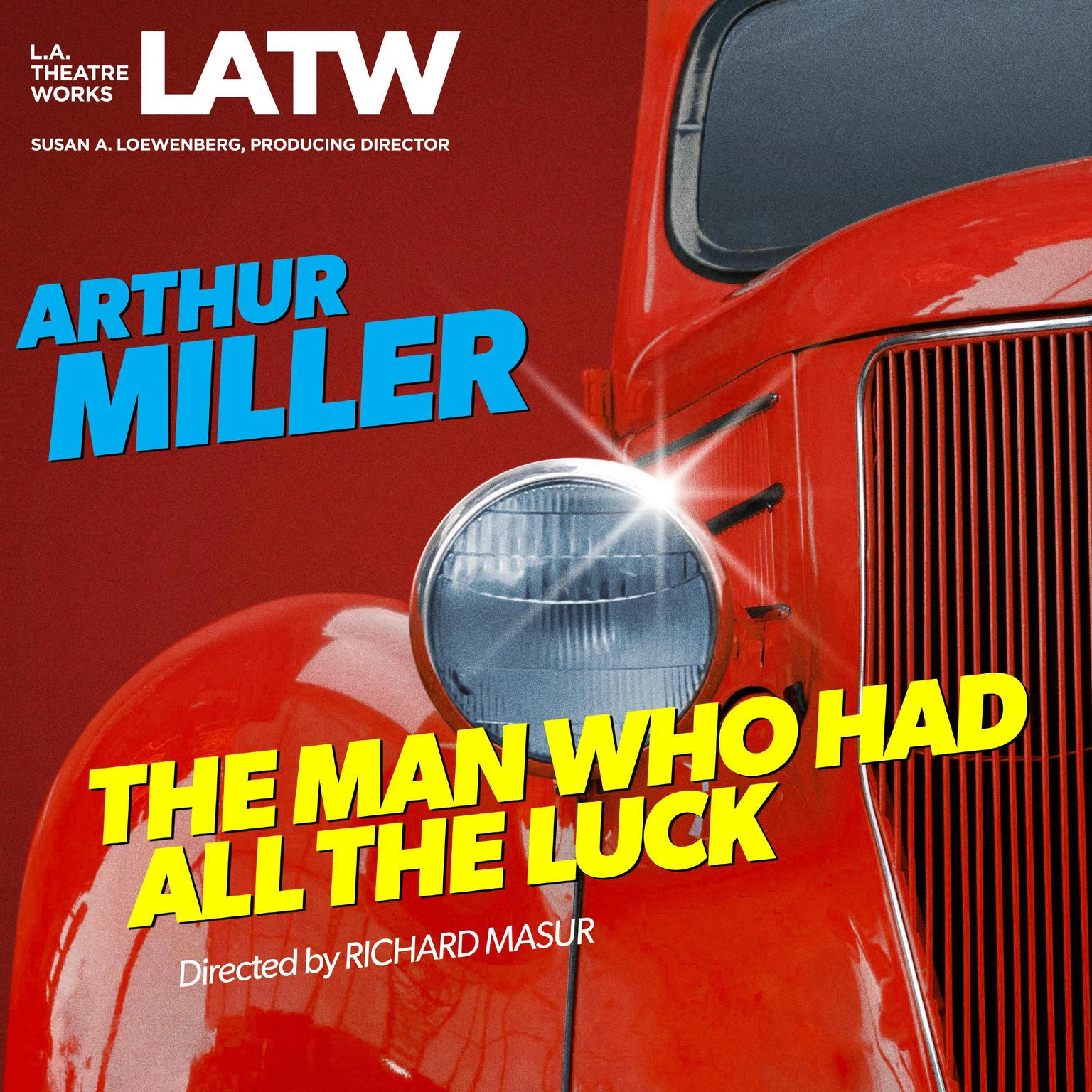 Printable The Man Who Had All the Luck Audiobook Cover Art