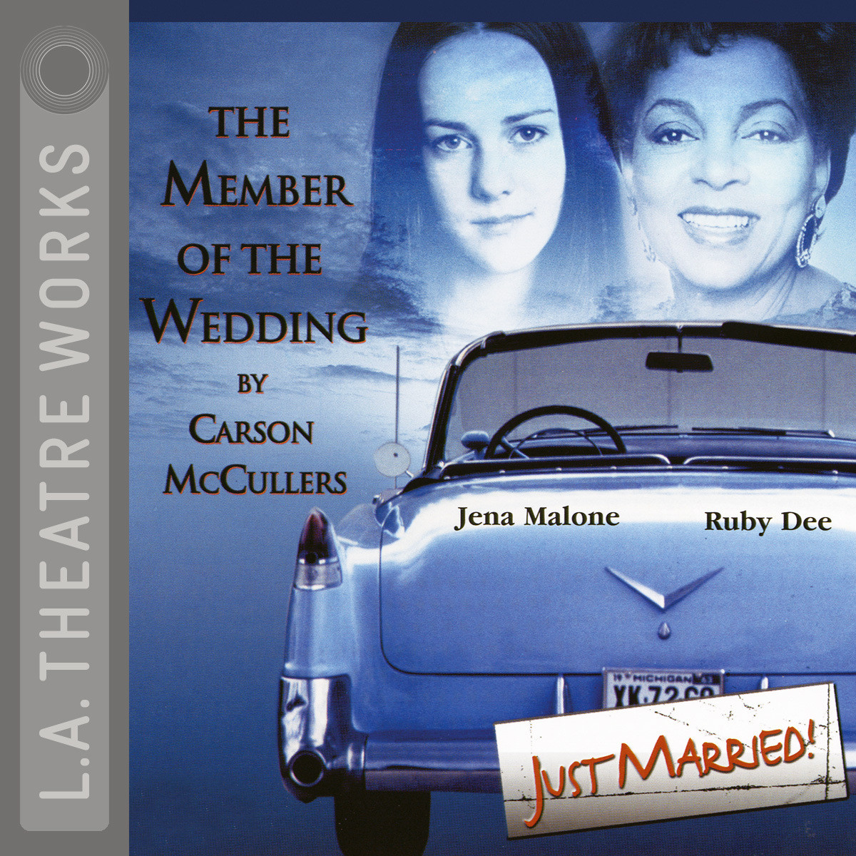Printable The Member of the Wedding Audiobook Cover Art