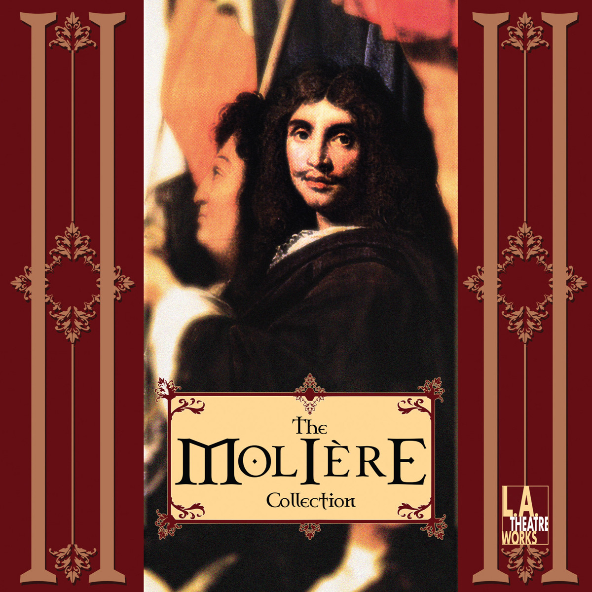 Printable The Molière Collection Audiobook Cover Art