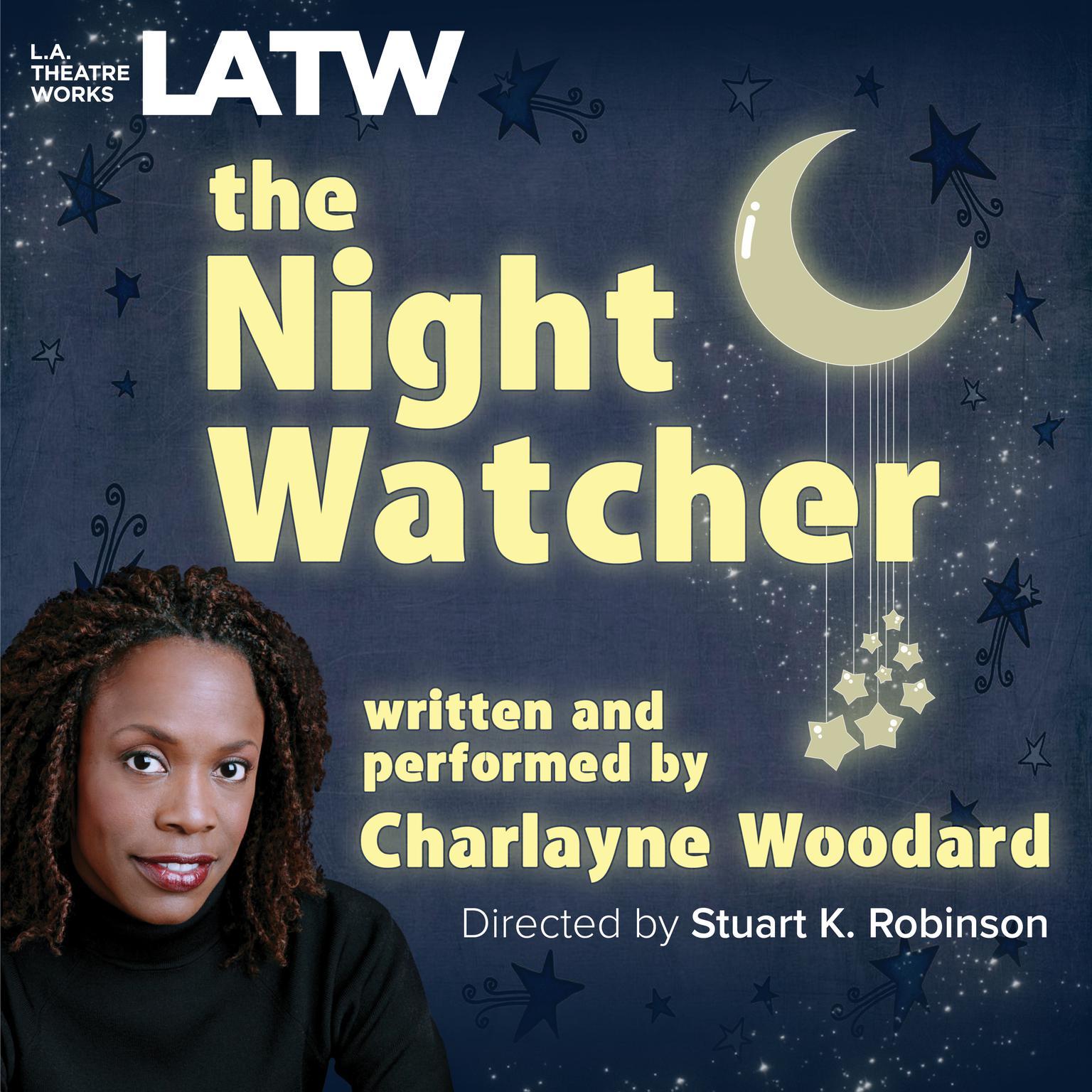 Printable The Night Watcher Audiobook Cover Art