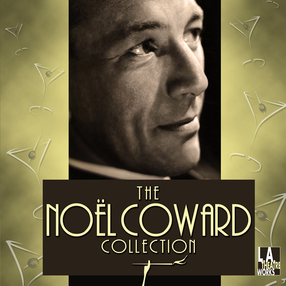 Printable The Noël Coward Collection Audiobook Cover Art