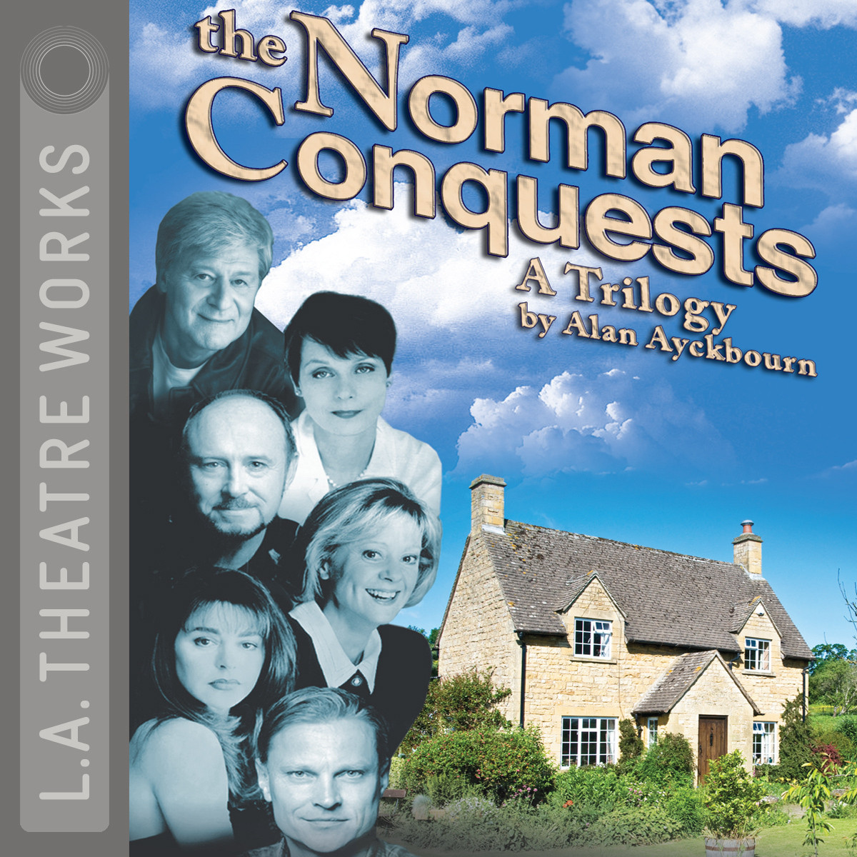 Printable The Norman Conquests: A Trilogy Audiobook Cover Art