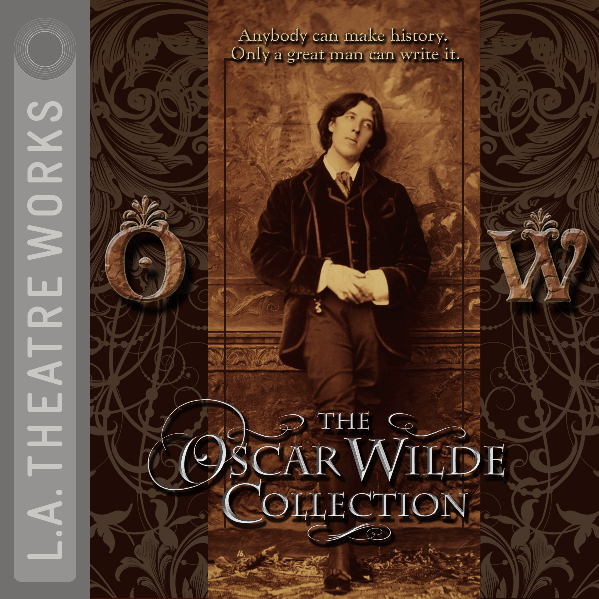 Printable The Oscar Wilde Collection Audiobook Cover Art