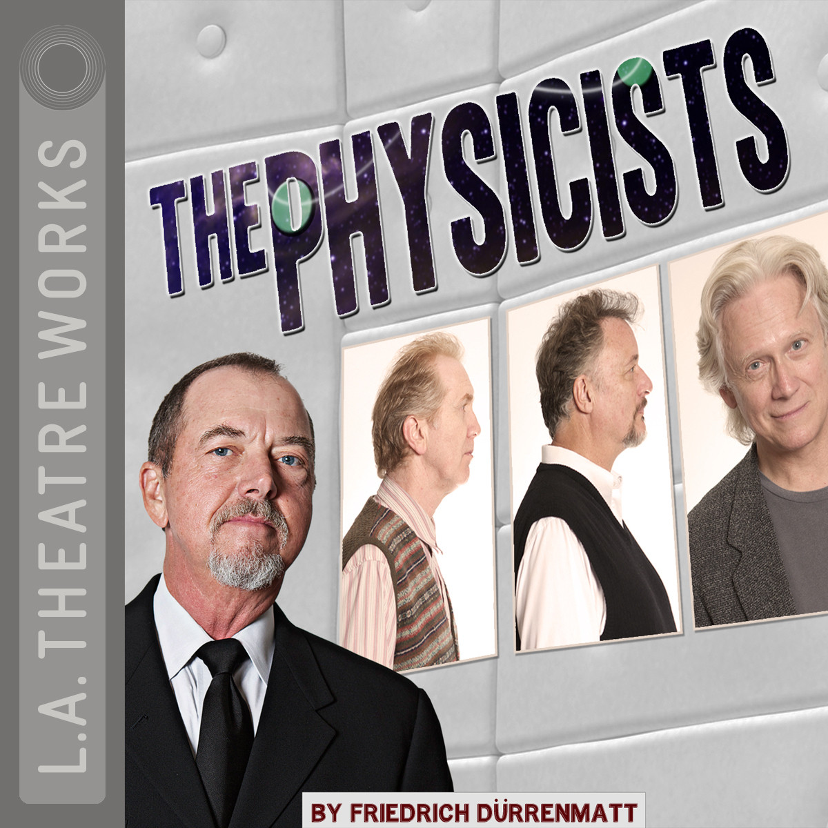 Printable The Physicists Audiobook Cover Art