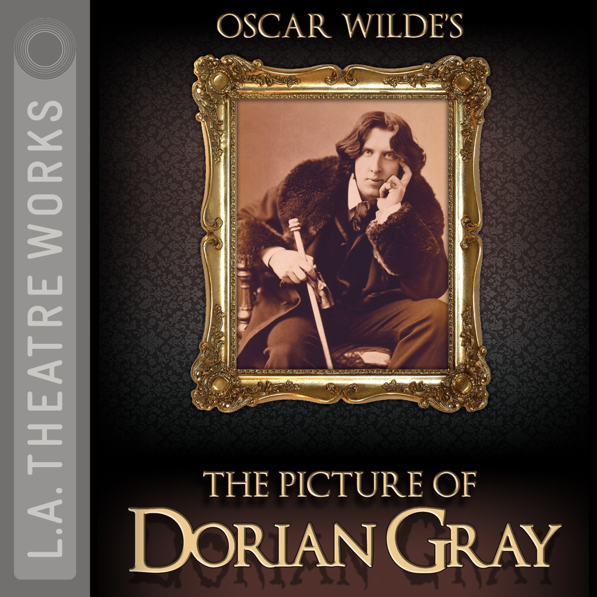 Printable The Picture of Dorian Gray Audiobook Cover Art