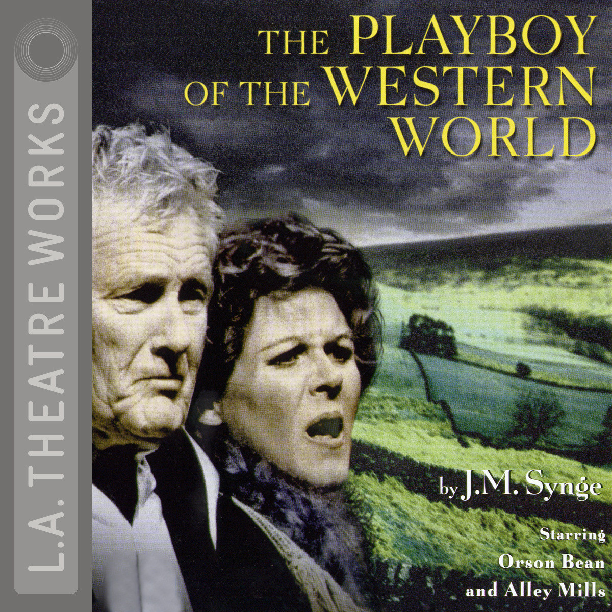 Printable The Playboy of the Western World Audiobook Cover Art
