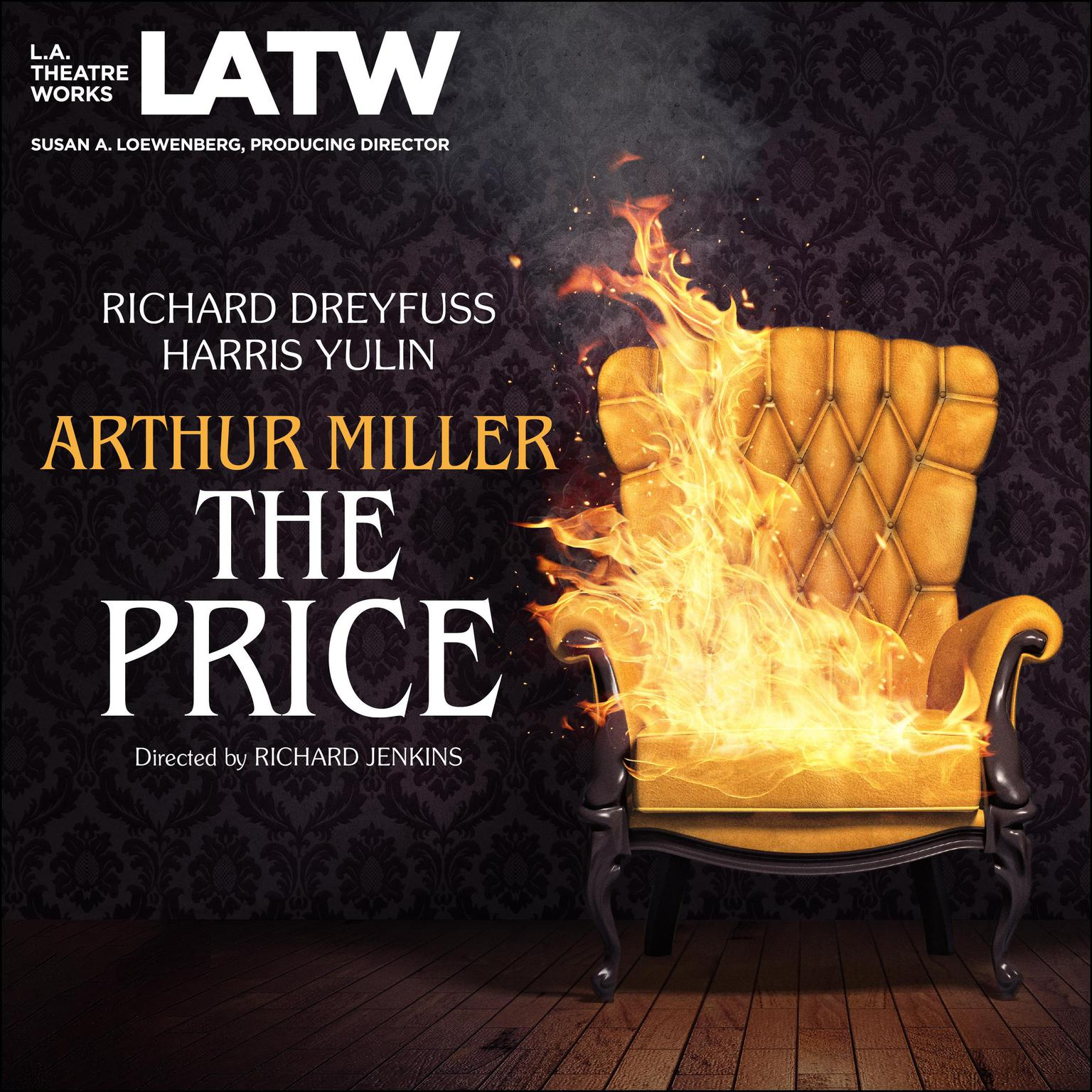 Printable The Price Audiobook Cover Art