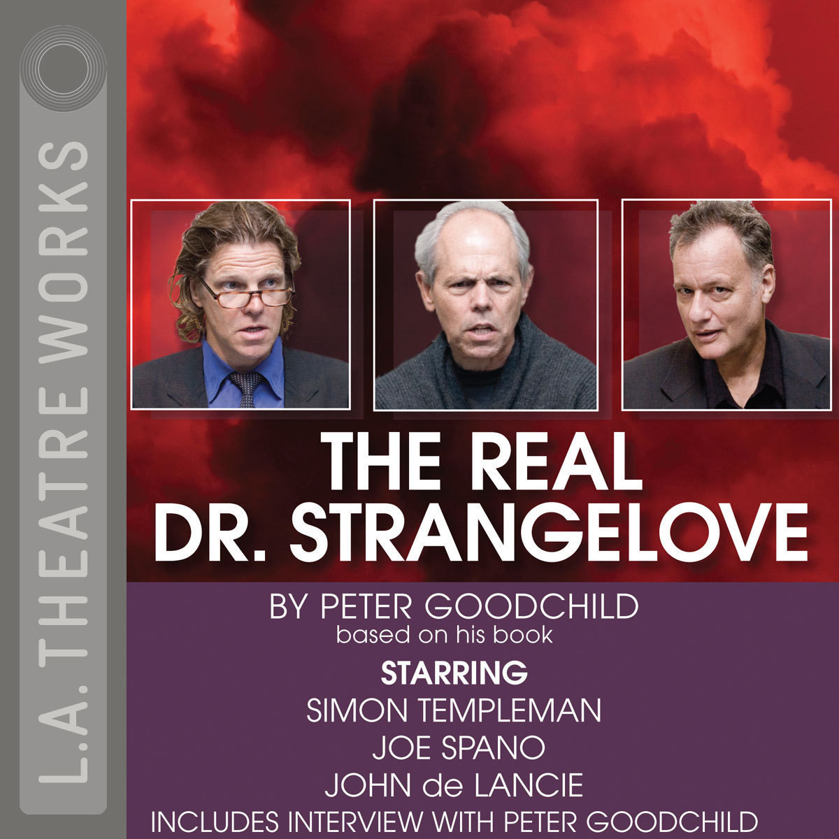 Printable The Real Dr. Strangelove Audiobook Cover Art
