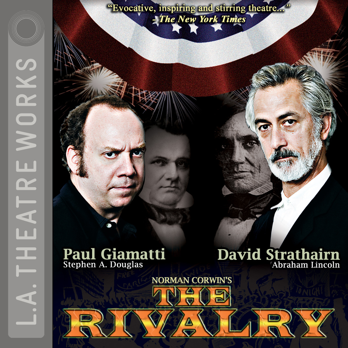 Printable The Rivalry Audiobook Cover Art