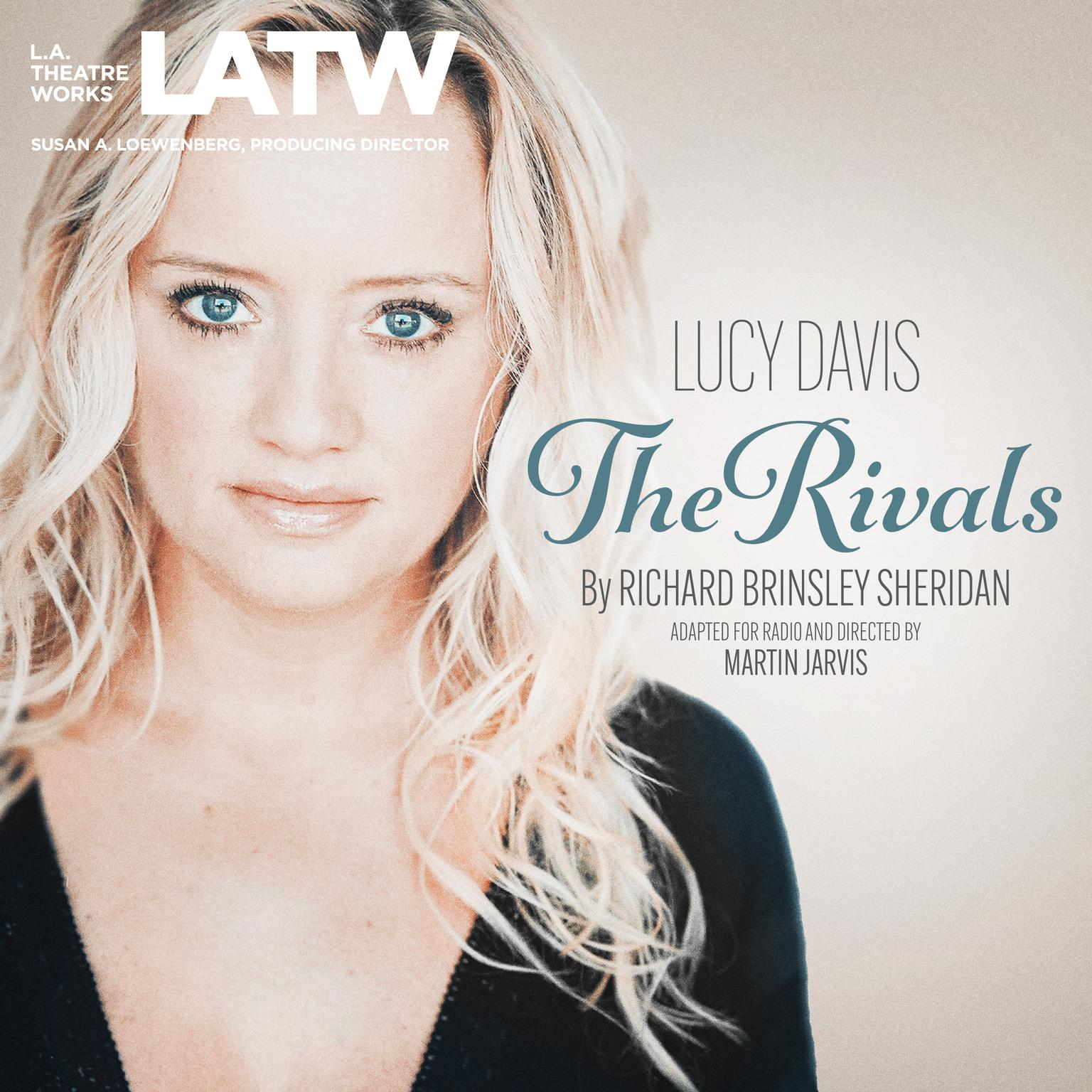Printable The Rivals Audiobook Cover Art