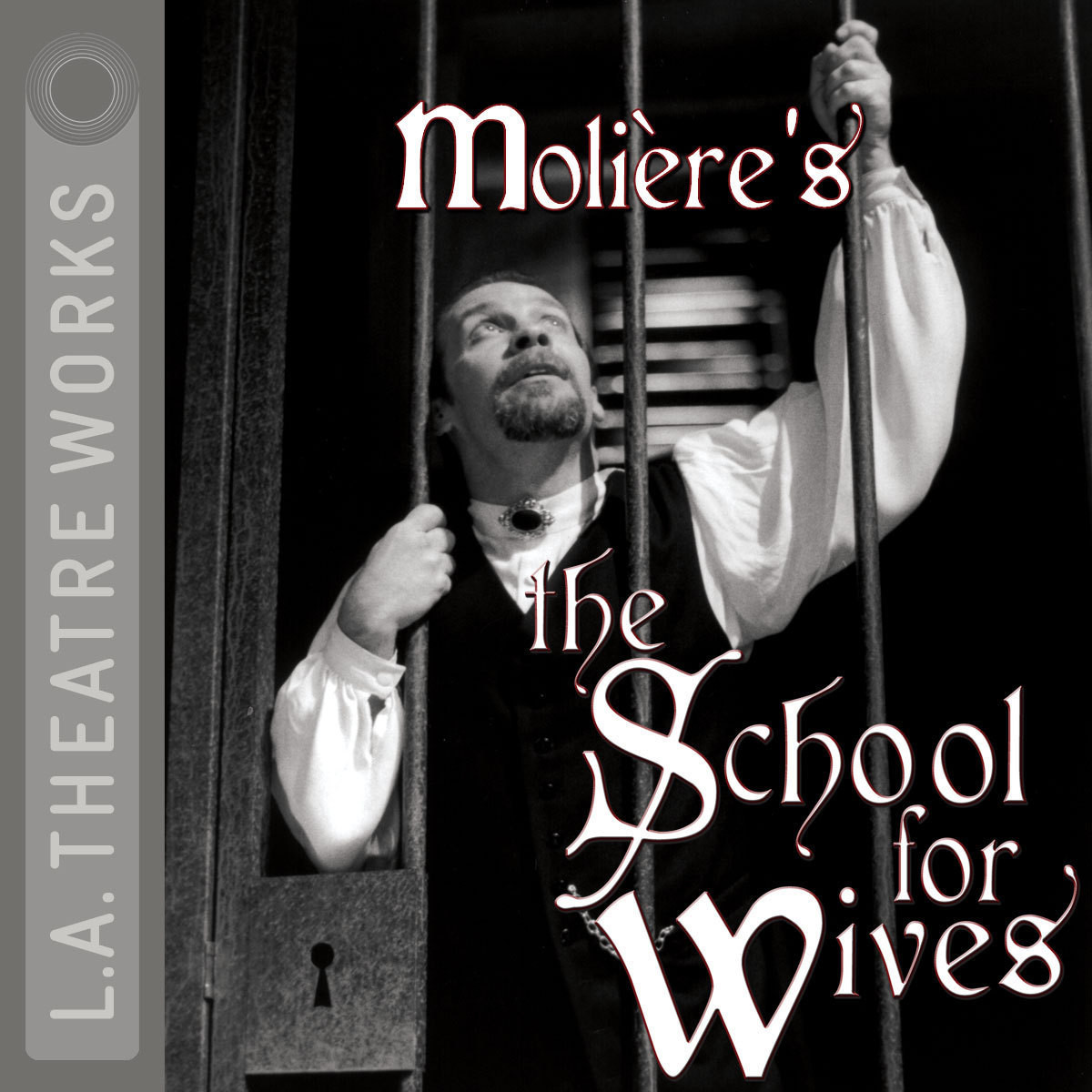 Printable The School for Wives Audiobook Cover Art