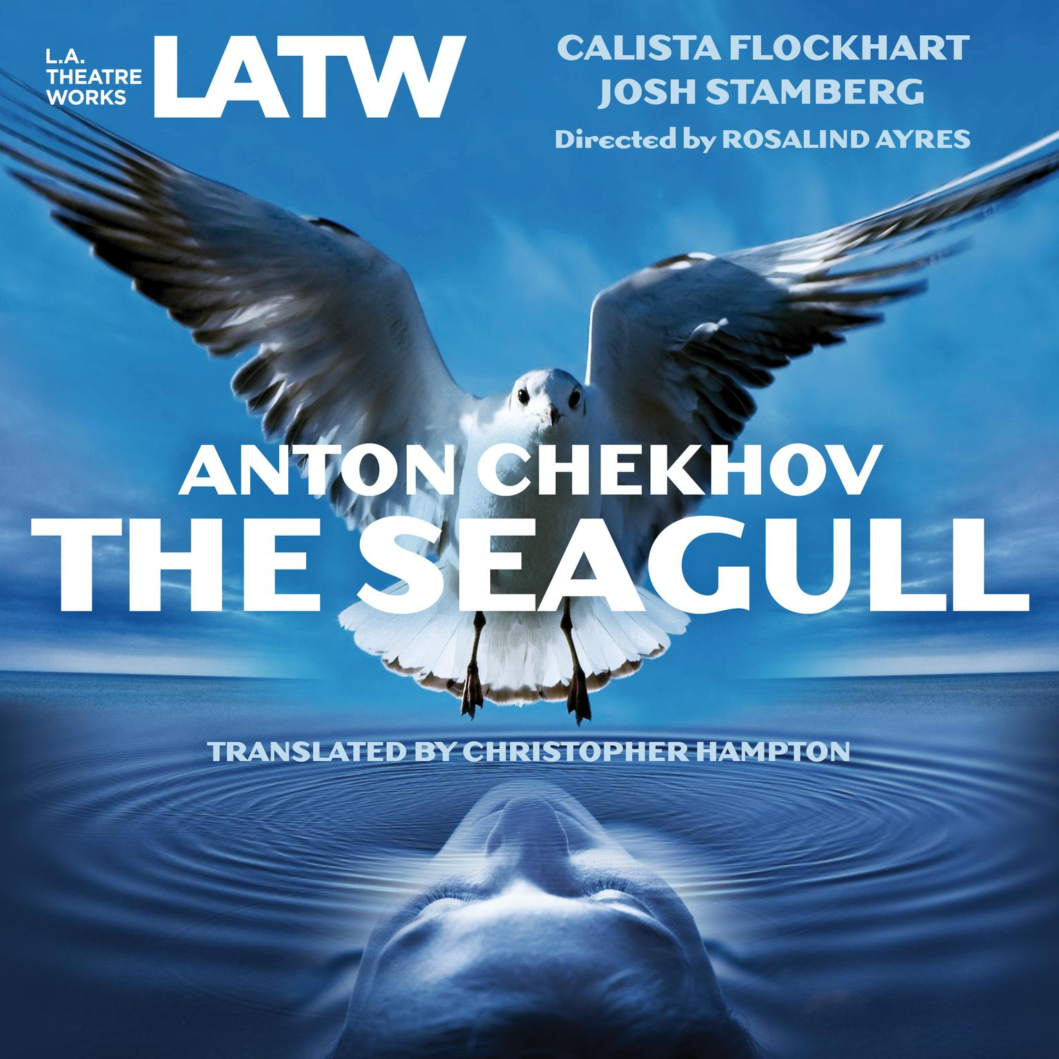 Printable The Seagull Audiobook Cover Art
