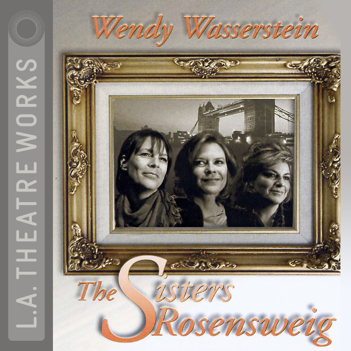 Printable The Sisters Rosensweig Audiobook Cover Art