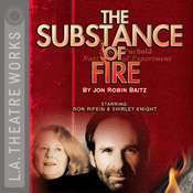 The Substance of Fire Audiobook, by Jon Robin Baitz