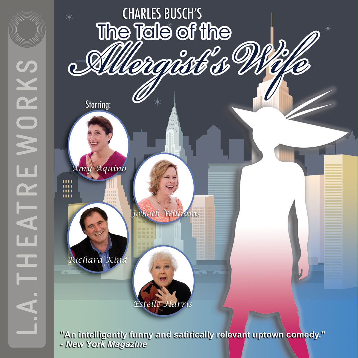 Printable The Tale of the Allergist's Wife Audiobook Cover Art