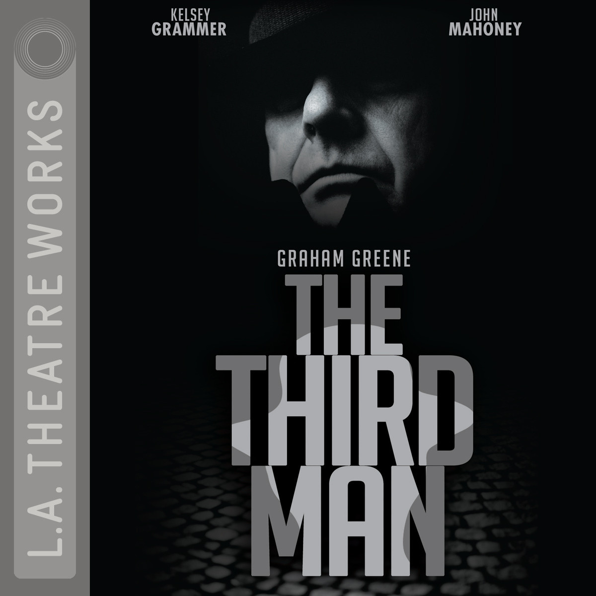 Printable The Third Man Audiobook Cover Art