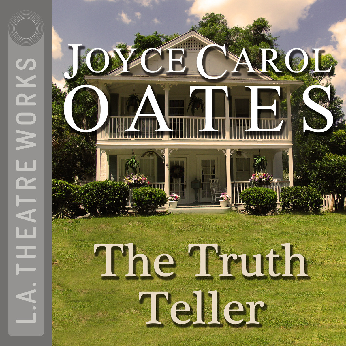 Printable The Truth Teller Audiobook Cover Art