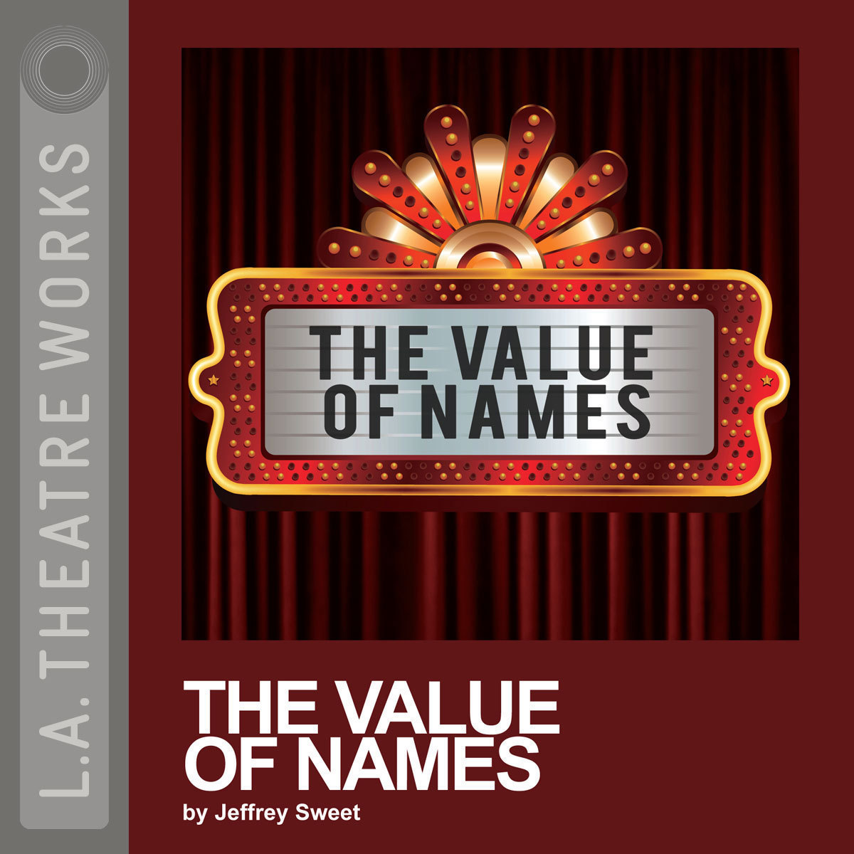 Printable The Value of Names Audiobook Cover Art
